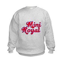mini royal Sweatshirt