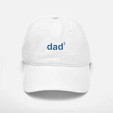 Dad Of Two Baseball Baseball Cap