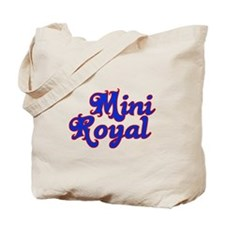 mini royal Tote Bag