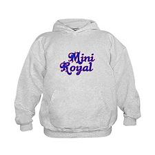 mini royal Hoodie