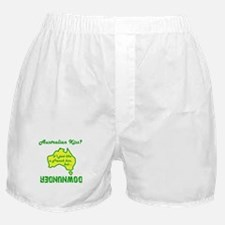 [australian kiss] Boxer Shorts