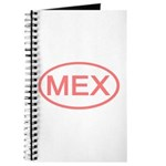 Mexico - MEX Oval Journal