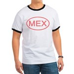 Mexico - MEX Oval Ringer T