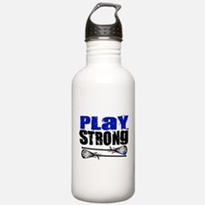 Play Strong LAX Classic Water Bottle