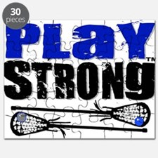 Play Strong LAX Classic Puzzle