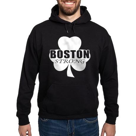 Boston Strong Hoodie (dark)