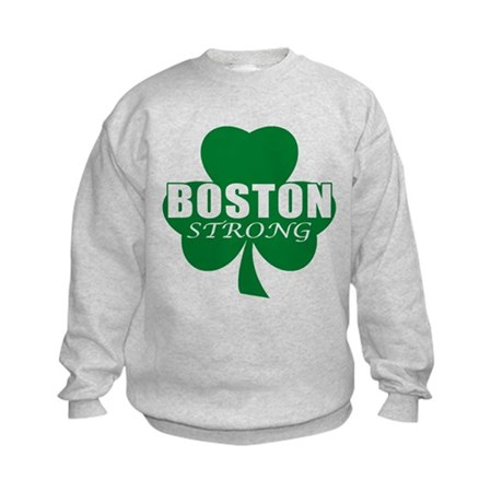 Boston Strong Kids Sweatshirt