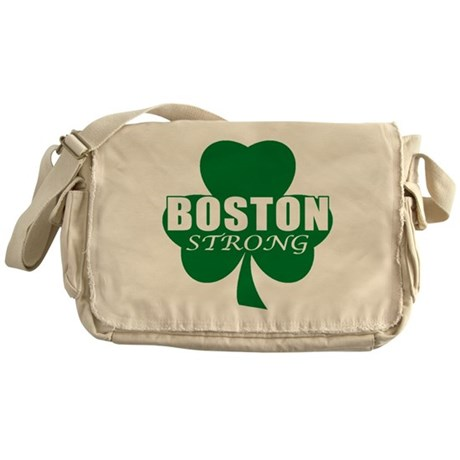 Boston Strong Messenger Bag