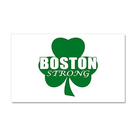Boston Strong Car Magnet 20 x 12
