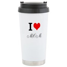Cute Love your mother Travel Mug