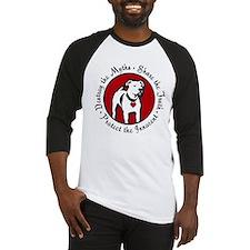Response-a-Bull Rescue Logo Baseball Jersey