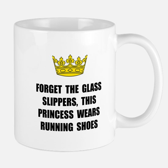 Princess Run Mug