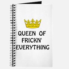 Queen Everything Journal