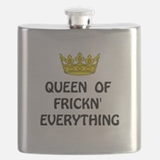 Queen Everything Flask