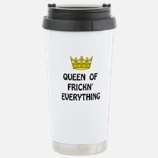 Queen Everything Travel Mug