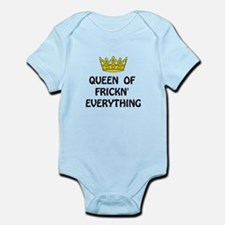 Queen Everything Body Suit