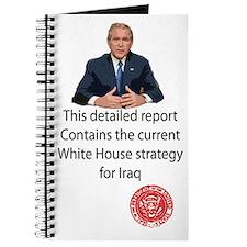 empty report on Iraq