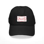 Australia - AUS Oval Black Cap
