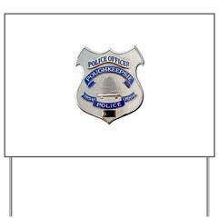 Poughkeepsie Police Yard Sign