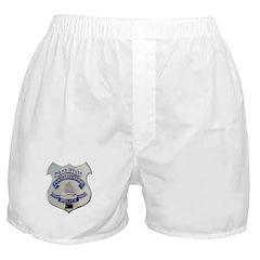 Poughkeepsie Police Boxer Shorts