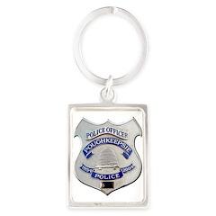 Poughkeepsie Police Keychains