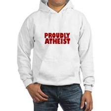 Proudly Athiest Jumper Hoody