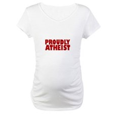 Proudly Athiest Shirt
