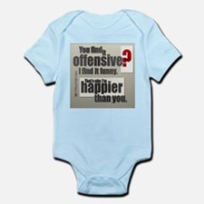 Offensive? Infant Bodysuit