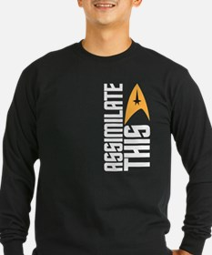 assimilate Long Sleeve T-Shirt