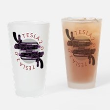 Tesla 2.0 Drinking Glass