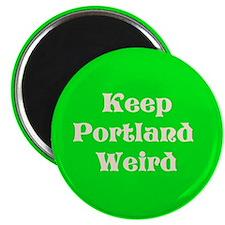 Keep Portland Weird Magnet
