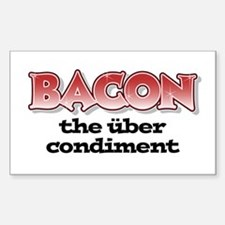 Über Bacon Decal