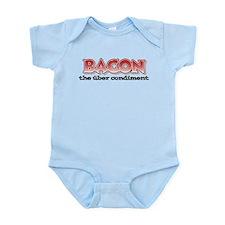 Über Bacon Infant Bodysuit