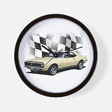 1967 Camaro SS Wall Clock