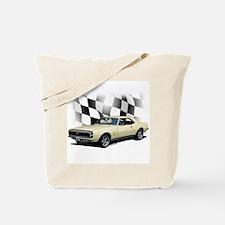 1967 Camaro SS Tote Bag
