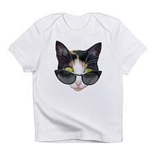 Cat Sunglasses Infant T-Shirt