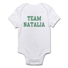 TEAM NATALIA  Infant Bodysuit
