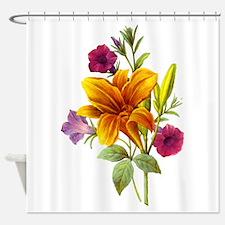 Redoute Bouquet Shower Curtain