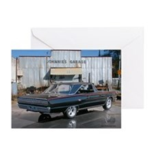 Dodge Coronet R/T Greeting Cards (Pk of 10)