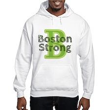 B Boston Strong Jumper Hoody