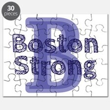 B Boston Strong Puzzle