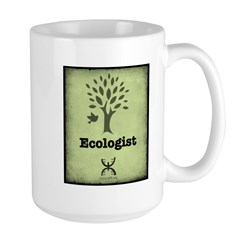 Ecologist Large Mug