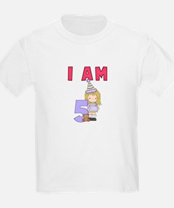 I AM FIVE T-Shirt