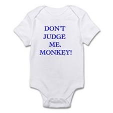 Don't Judge Me, Monkey Onesie
