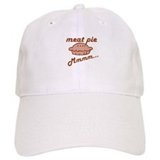 [meat pie] Baseball Cap