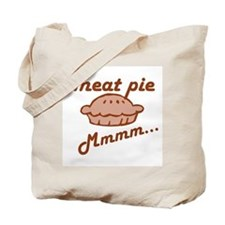 [meat pie] Tote Bag