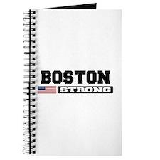 BOSTON STRONG U.S. Flag Journal