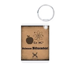 Science Educator Keychains