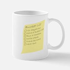 Bucket List Mug