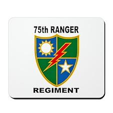 75TH RANGER REGIMENT Mousepad